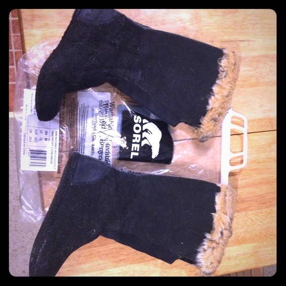 Sorel Boot Liners >> Sorel Cate The Great Extra Boot Liners